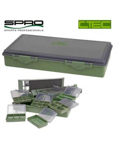 Cutie C-TEC Carp Tackle Box System