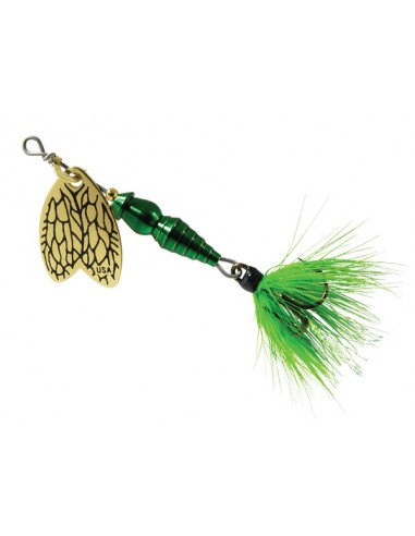 Rotativa Mepps Thunder Bug Fly Green...