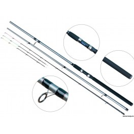 Lanseta fibra de carbon Hurricane Feeder 3903