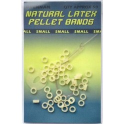 Drennan Latex Pellet Bands 3mm - Small