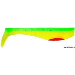 BELLY SHAD 80mm (8 Buc/Pac)-035 FIRE TIGER