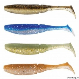 SLIT SHAD 100mm (8 Buc/Pac)-SWS01 SALTWATER (STIUCA) SELECTION
