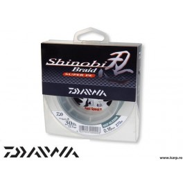 Fir Textil Daiwa Shinobi Braid Fluo 0,20mm