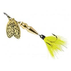Rotativa Mepps Thunder Bug Fly Yellow nr.0, 2.5g