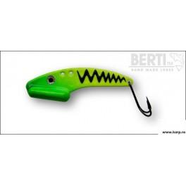 Bertilure Cicada Nr.2 Culoare Green Tiger 7.5g
