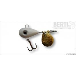 Bertilure Fish Helic Nr.2 culoare Gold 14 grame