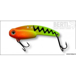 Bertilure Cicada Heavy Blade Nr. 2 culoare Fire Tiger 14 gr