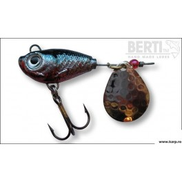 Berti Spinnertail FishHelic Nr.4 Culoare Bait Fish 17g