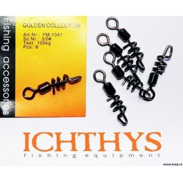 ICHTHYS VARTEJ CROCK EXTRA STRONG 3/0- 100 kg