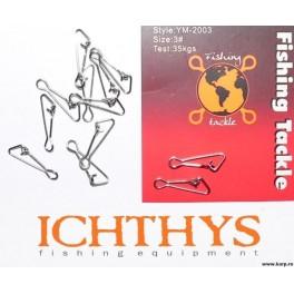 ICHTHYS AGRAFE HOOK 3 -35 kg