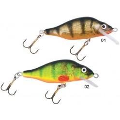 Vobler Baracuda Mistrall Perch 50mm