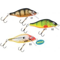 Vobler Baracuda Mistrall Perch 70mm
