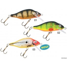 Vobler Baracuda Mistrall Perch 70mm