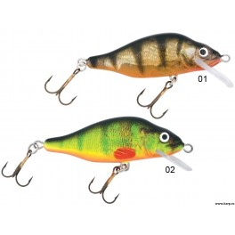Vobler Baracuda Mistrall Perch 90mm