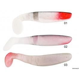 Set 2 bucati twister Baracuda Shad Traper - Ripper Killer 9,5cm