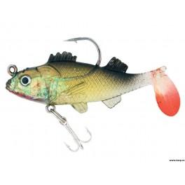 Set 5 bucati Baracuda LW005 de 6.5cm