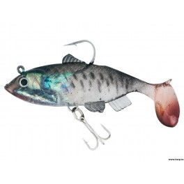 Set 3 bucati twister Baracuda LW011 de 8cm