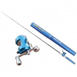 Kit pescuit la copca plus accesorii
