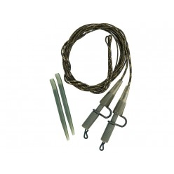 Monturi Lead Core Heavy Duty+sist. plumb pierdut&agrafa rapida