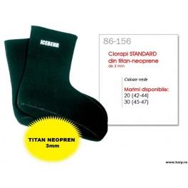 Ciorapi din titan-neopren Behr masura 42-43