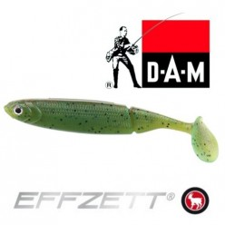 EFFZETT SHAD 70mm - FIRE TIGER