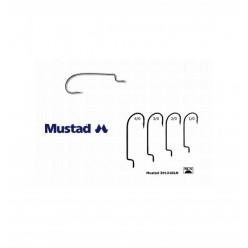 Carlig nichel offset pentru twister 10buc./plic MUSTAD
