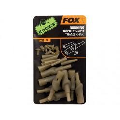 Fox Edges Running Safety Clip