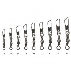 Set 10 bucati agrafe cu vartej