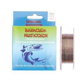 Nylon Baracuda Multicolor 20m