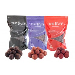 Boilies Solubil The One Black 1kg