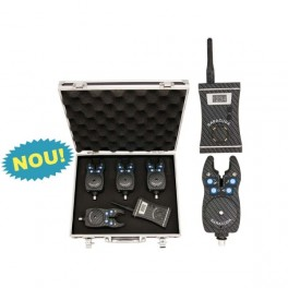 Set wireless 4 avertizoare TLI010 cu receptor TLI04