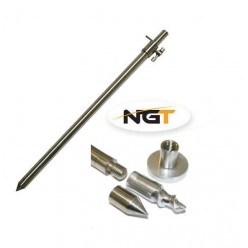 NGT BANK STICK DIN INOX 30-50 cm CU ADAPTOR PONTON 3 in 1