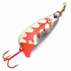 Lingura oscilanta Profi-Blinker culoare Metalic Red 8gr