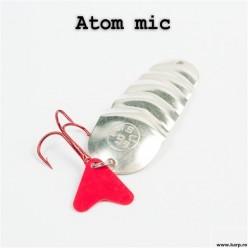 Lingurita Oscilanta Misu Atom Mica