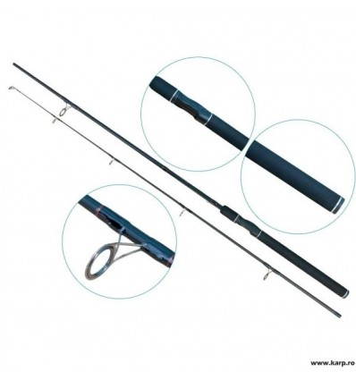 Lanseta carbon Baracuda Warrior Pike 2,10m