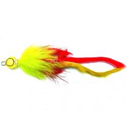 Streamer Westin Monster Fly 21 CM Suspending Concealed Fish