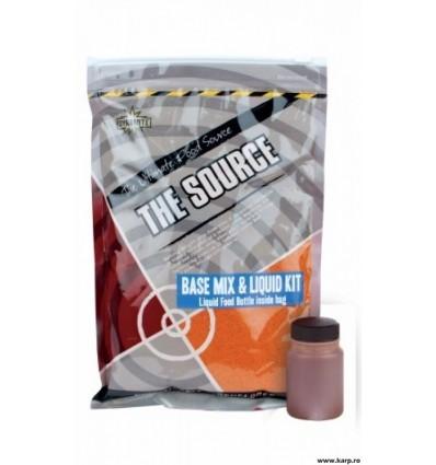 Nada Dynamite Baits The Source Base Mix 1kg + Lichid