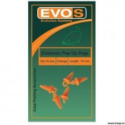 Stopper Evos Filetant pentru Pop-up 10mm 10buc