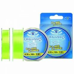 Fir Cralusso Prestige Fluo Galben 350m
