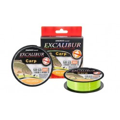 Fir Excalibur Carp Fluo Yellow 300m