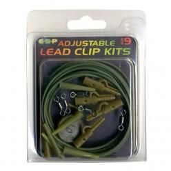 Adjustable Lead Clips Kit