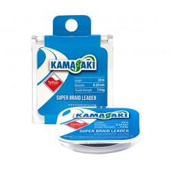 Fir Kamasaki Super Braid Leader 10m