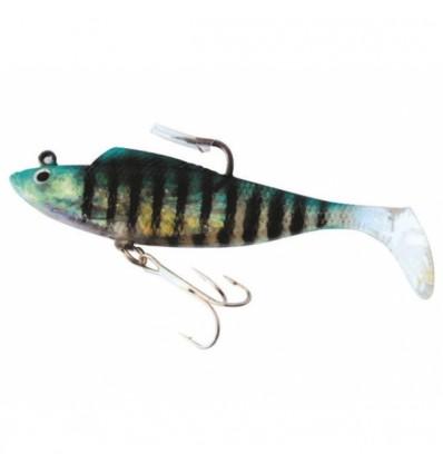 Set 4 bucati twister Baracuda LW012 de 10cm