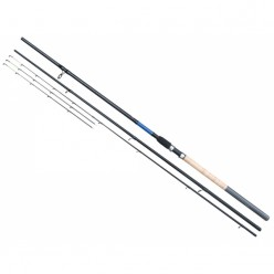 Lanseta fibra de carbon Baracuda Evolution Feeder 3.9 m