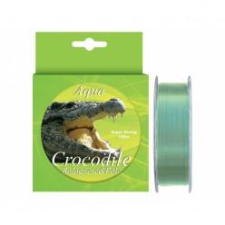 Fir monofilament Aqua Crocodile Bolognese&Pole 150m verde pal Baracuda
