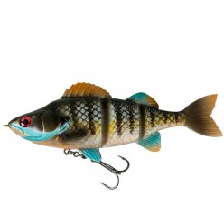 Swimbait DAM Effzett 140mm Blue Gill Natural Perch