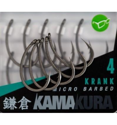 Carlige Korda Kamakura Krank 10buc/cutie
