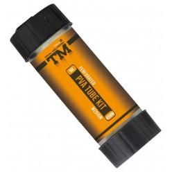 Kit Punga Solubila + Tija Compresie Prologic Perforated Total Meltdown 5m