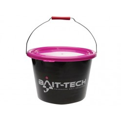 Galeata Bait-Tech Groundbait Bucket and Lid 17L