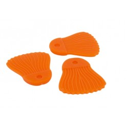Bait Fins Fox Rage Cat Orange 10buc/set